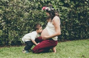 beso-embarazo