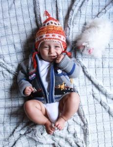 peru peruano baby